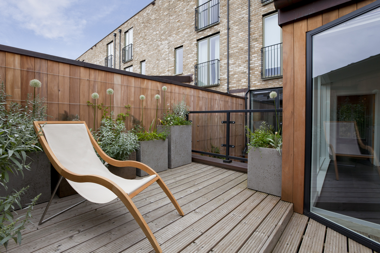 Sheffield Decking