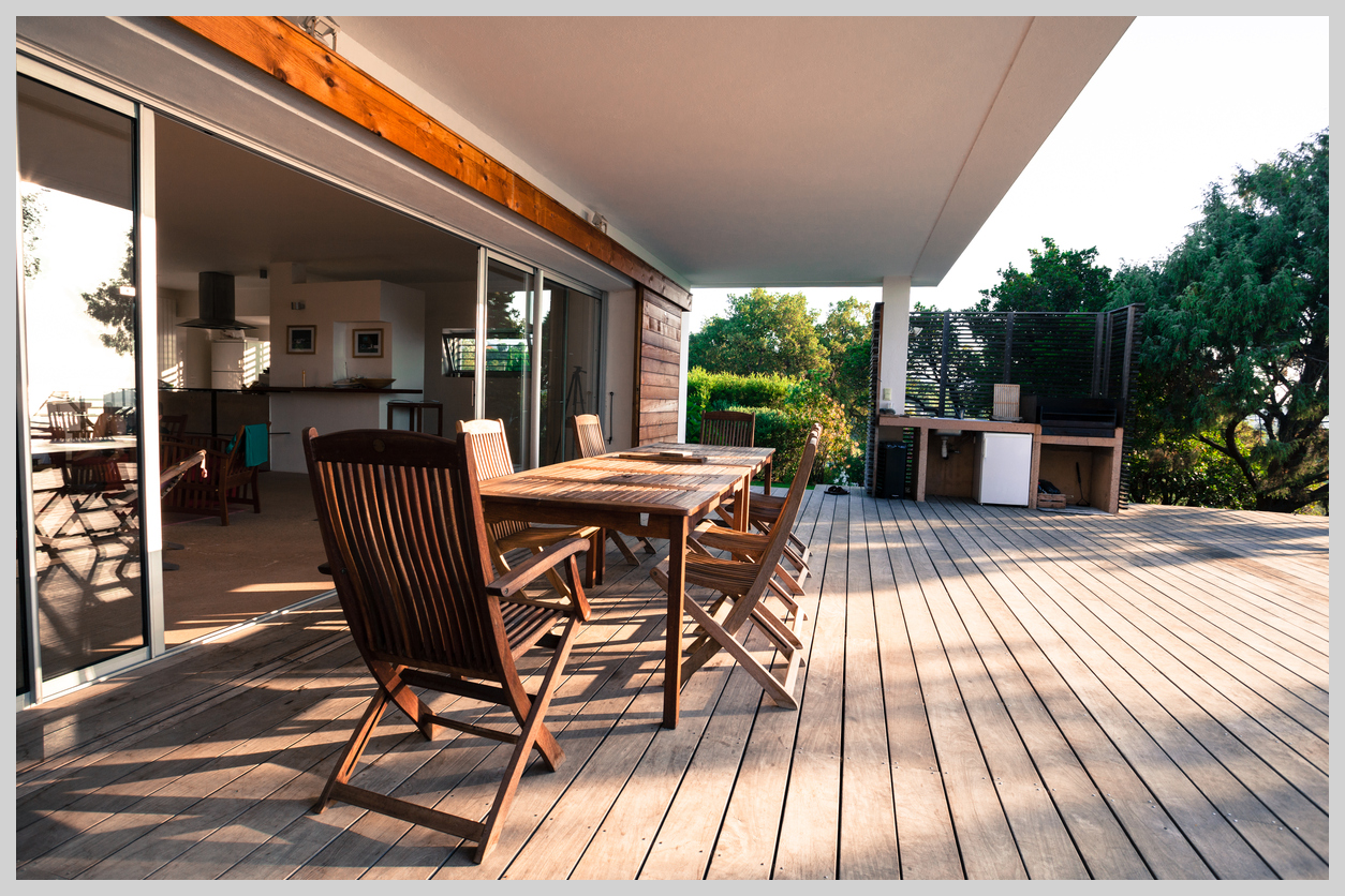 decking sheffield